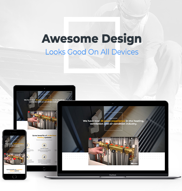 ProHauz – HVAC Services WordPress Theme - 6